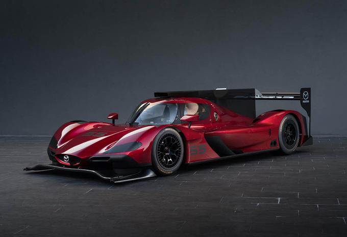 Mazda RT24-P - Team Joest