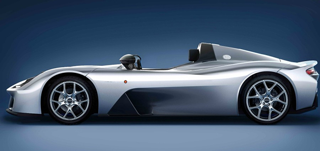 ZGP - Dallara Stradale