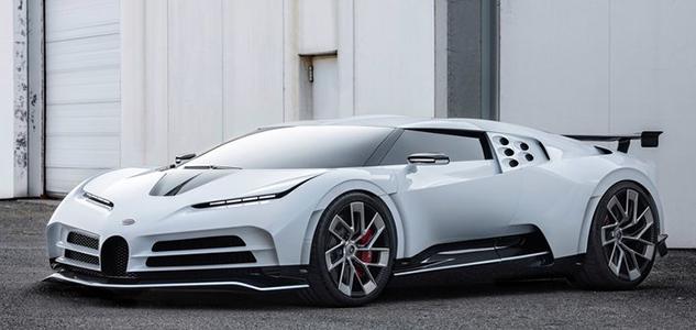 ZGP - Bugatti Centodieci