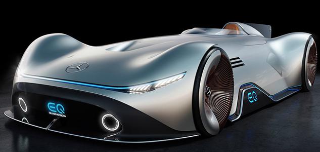 ZGP - Mercedes Silver Arrow Concept