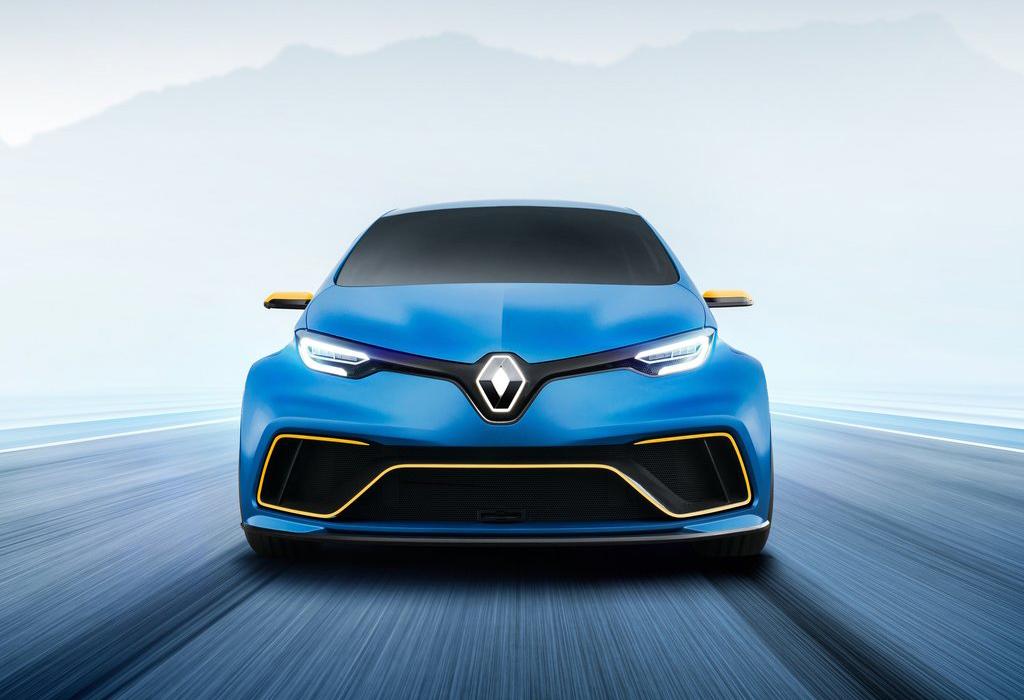 Renault Sport Zoe E-Sport Concept - Geneva 2017
