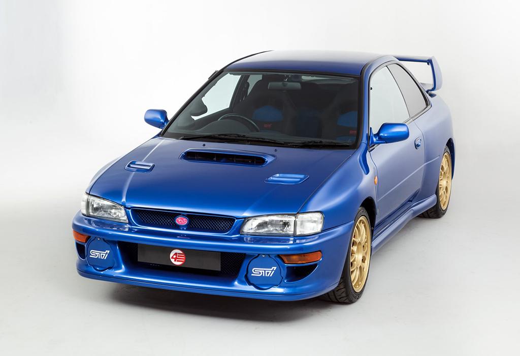 1998 Subaru Impreza 22B STi Coupé
