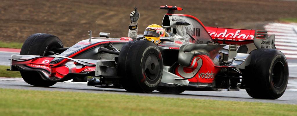 Lewis Hamilton - McLaren (Mercedes) F1 2019