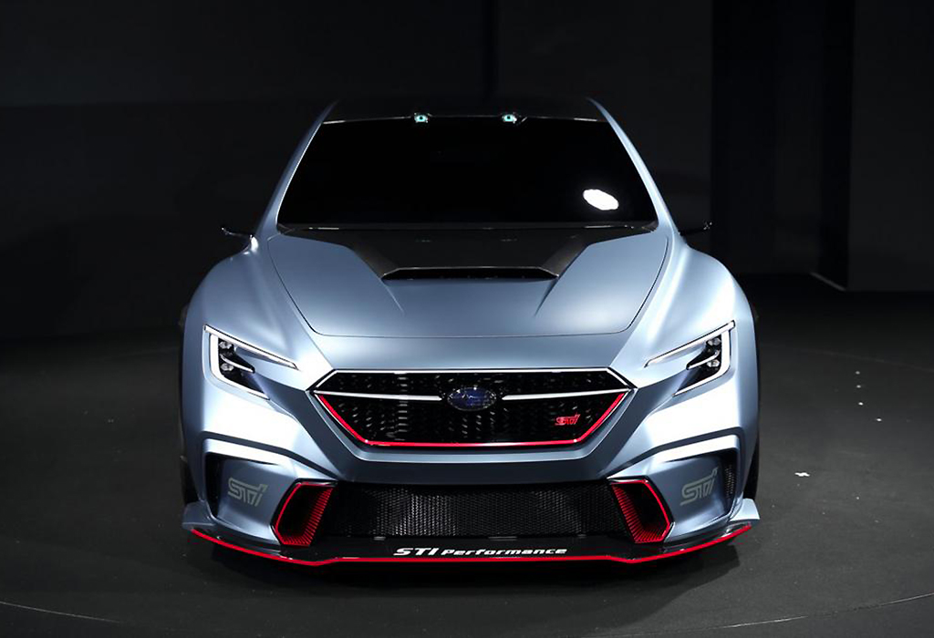 2018 Subaru STI Performance Concept