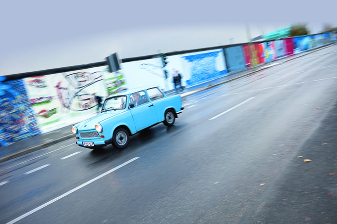 Trabant 601 - AutoWereld / Frieda Vanhauwaert