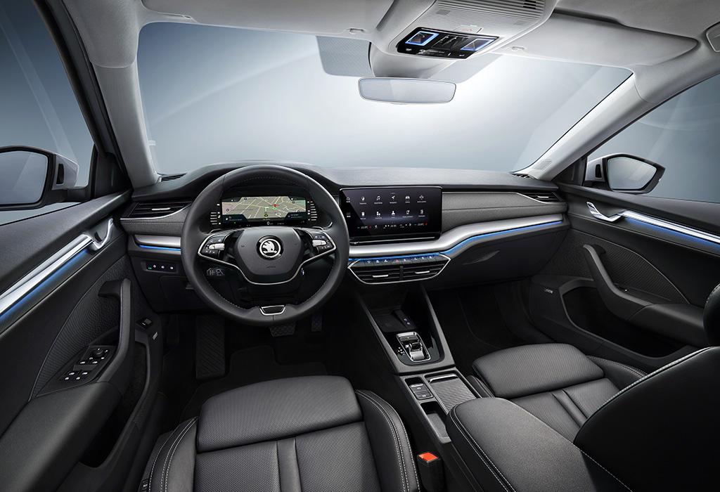 Officieel Nieuwe Skoda Octavia En Octavia Combi Autowereld