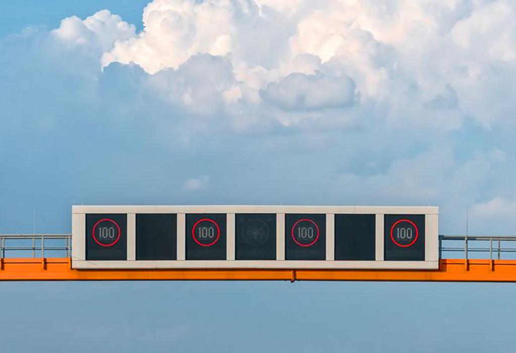 100 km/u op Nederlandse snelwegen!