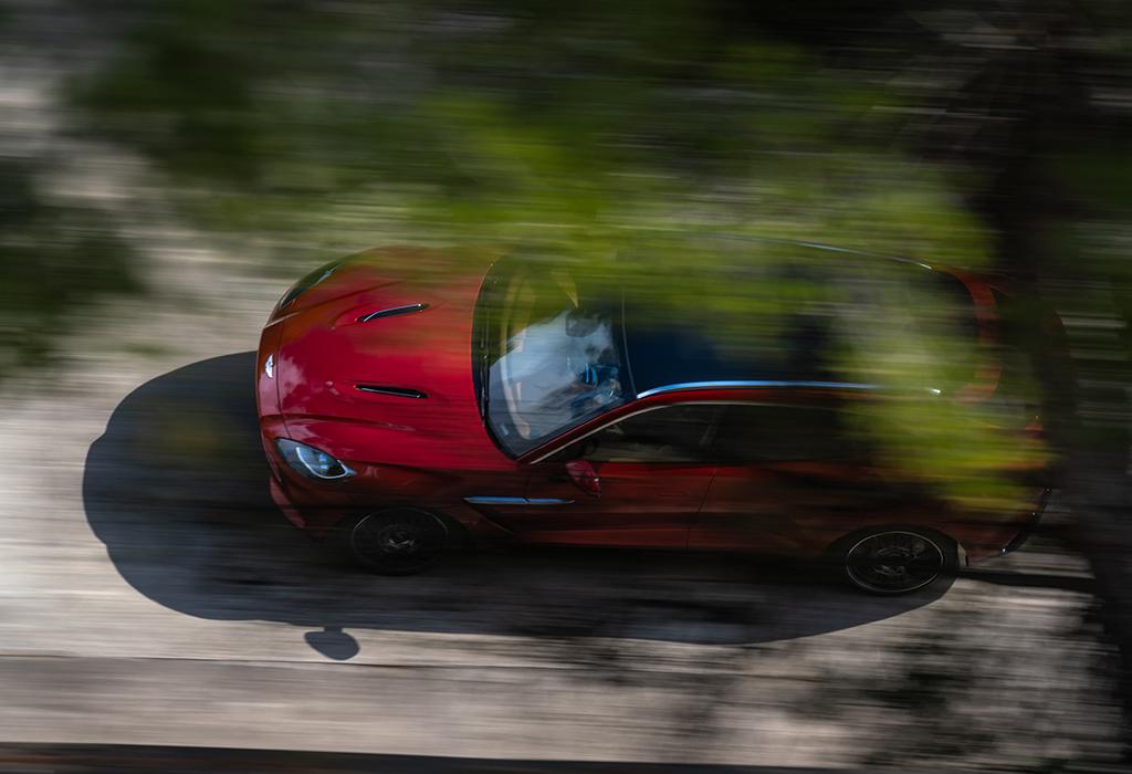 2020 Aston Martin DBX SUV