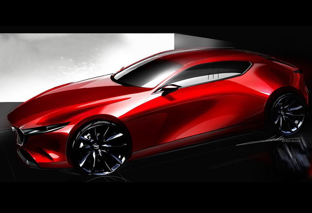 WCOTY 2019 - Mazda 3