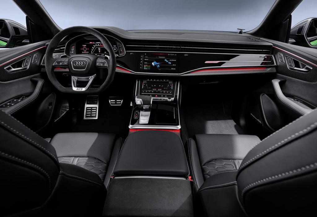2020 Audi RS Q8 Quattro V8 MHEV