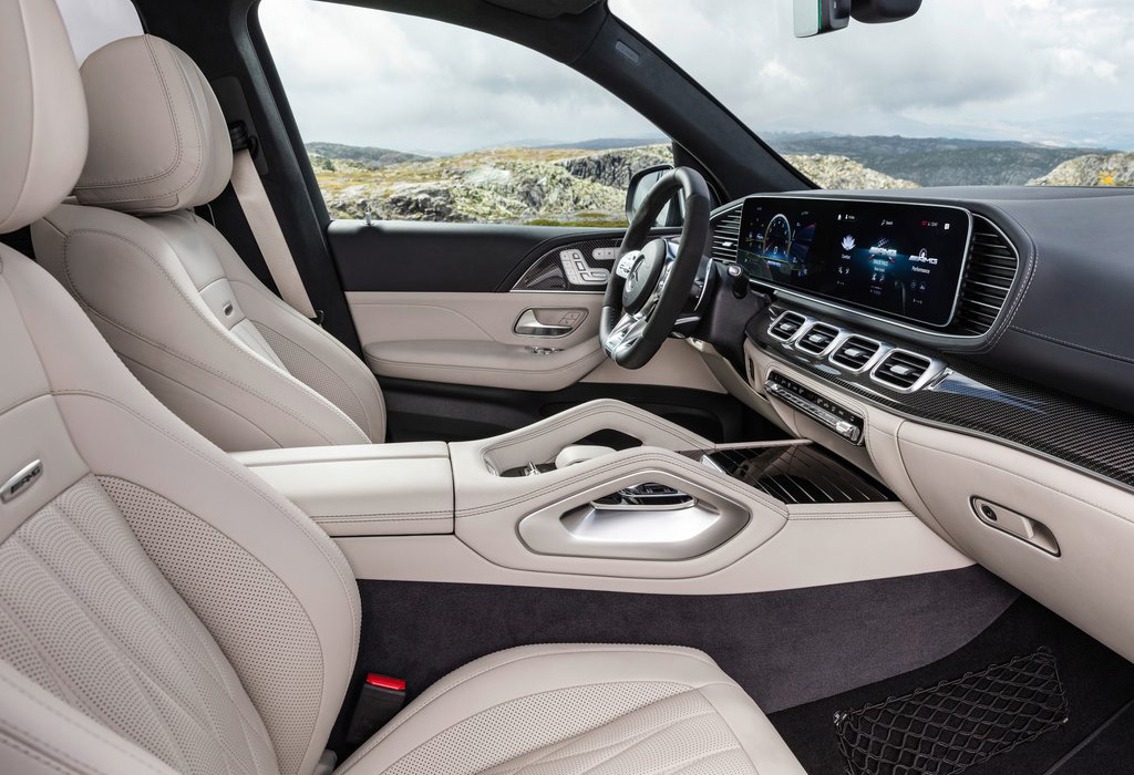2020 Mercedes-AMG GLE 63S 4Matic+