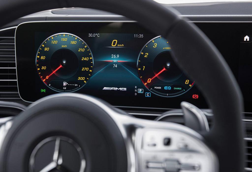 2020 Mercedes-AMG GLS 63 4Matic+
