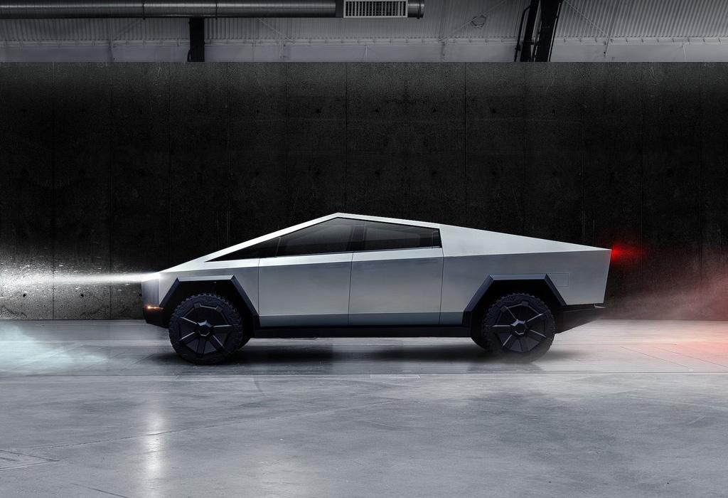 2021 Tesla Cybertruck pick-up