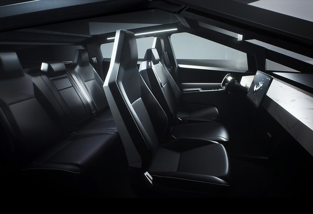 2022 Tesla Cybertruck