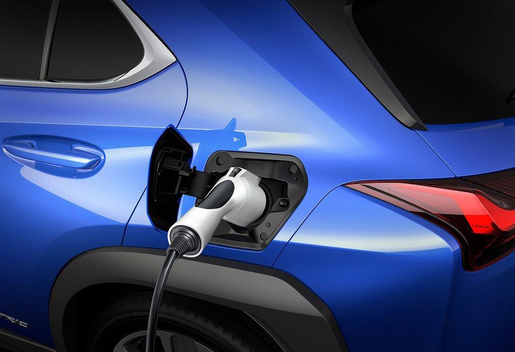 2020 Lexus UX 300e Electric