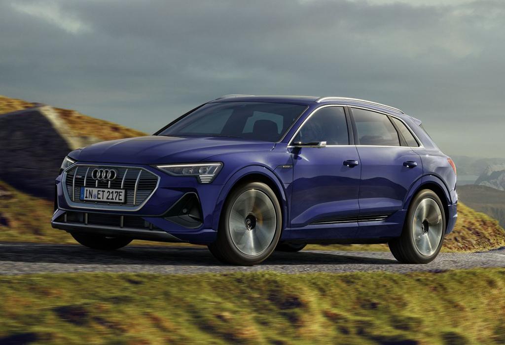 Update Audi E-tron 2020