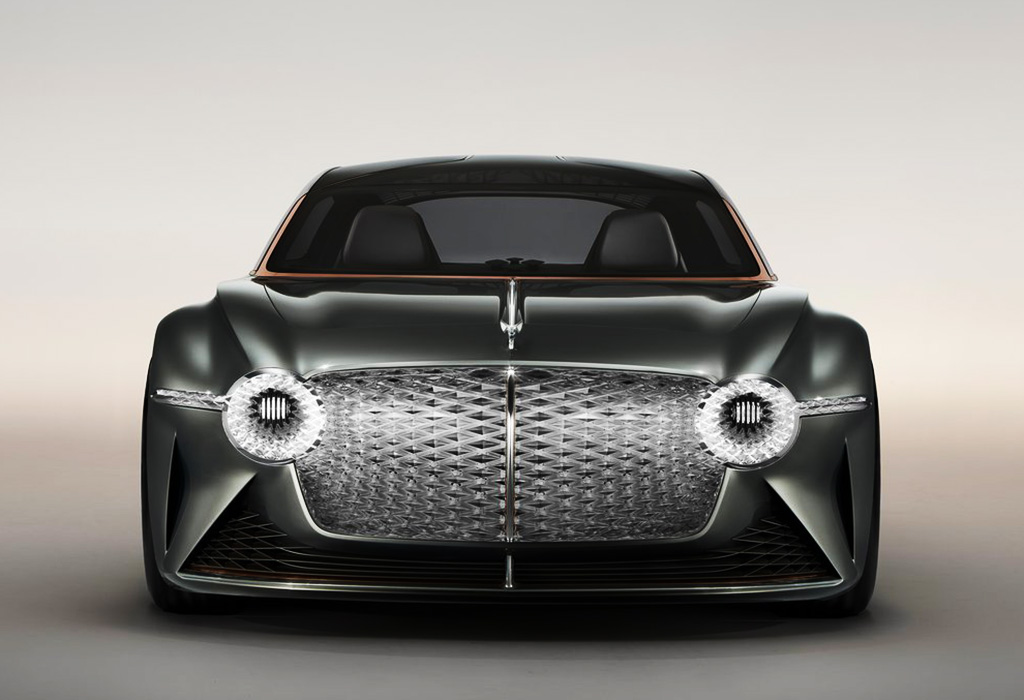 2019 Bentley EXP 100 GT EV Concept