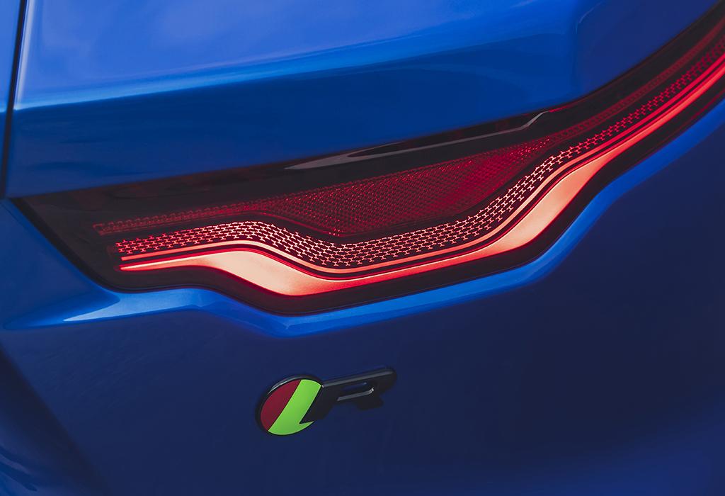 2020 Jaguar F-Type Facelift