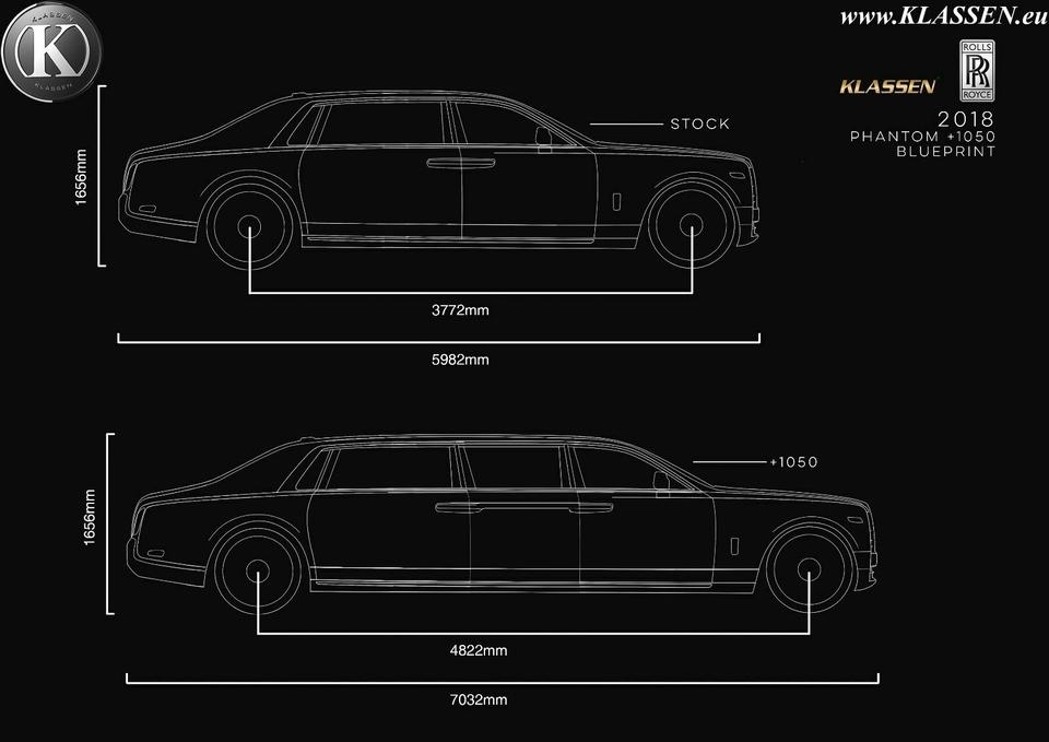 Klassen Rolls-Royce Phantom