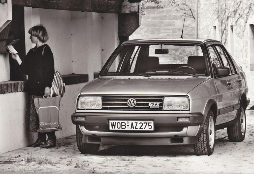 VW Jetta GTX