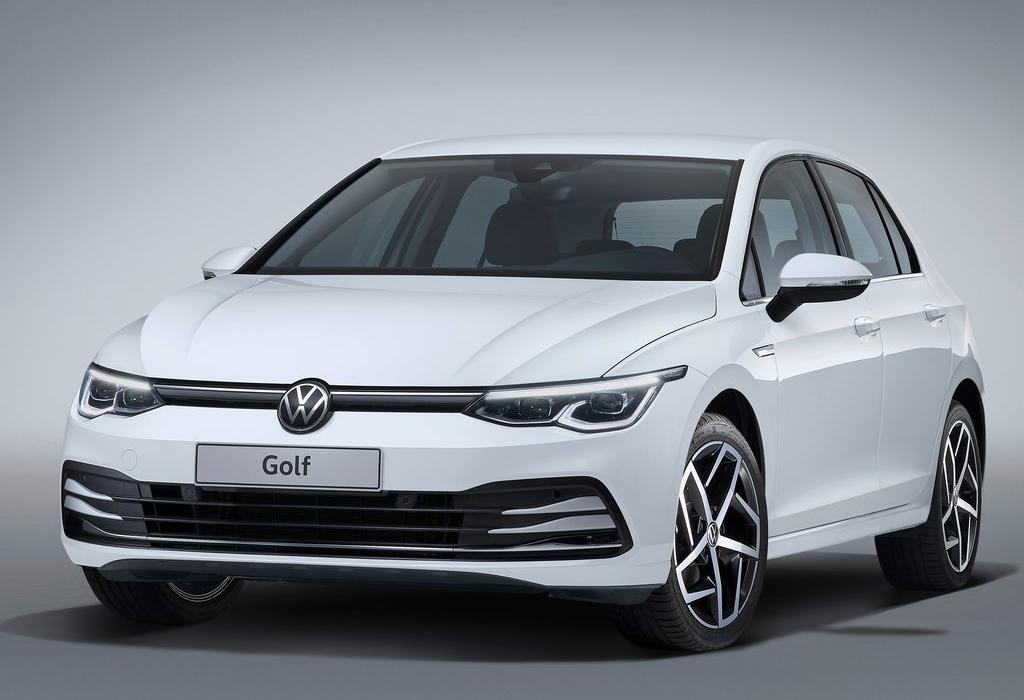 Dit zijn de prijzen voor de VW Golf VIII