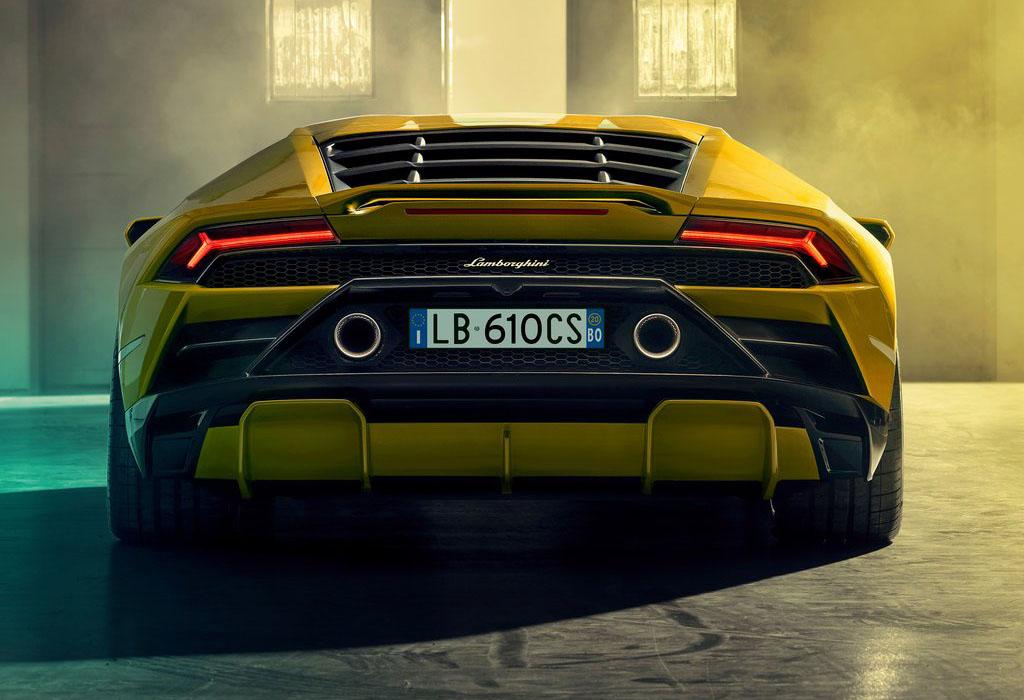 2020 Lamborghini Huracan Evo RWD