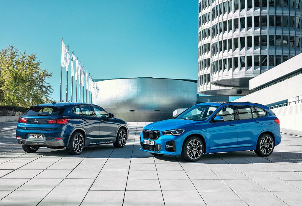 2020 BMW X1/X2 xDrive25e PHEV