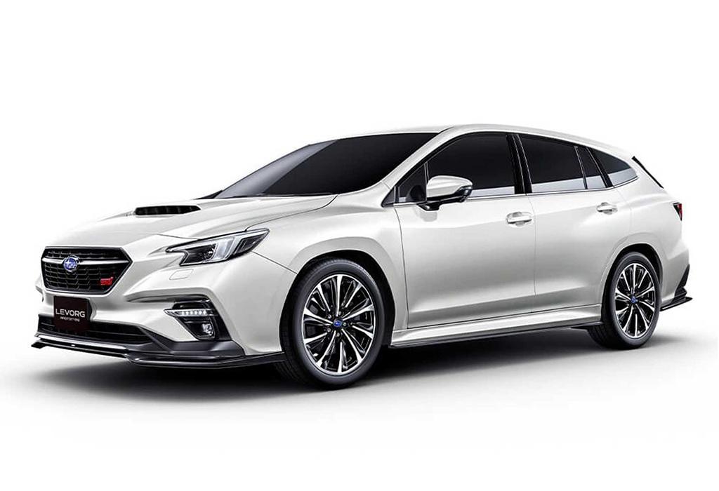 2020 Subaru Levorg STI Sport