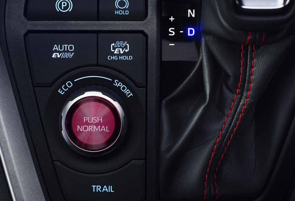 2020 Toyota RAV4 PHEV (Plug-in Hybrid)