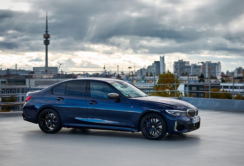 2020 BMW M340d xDrive