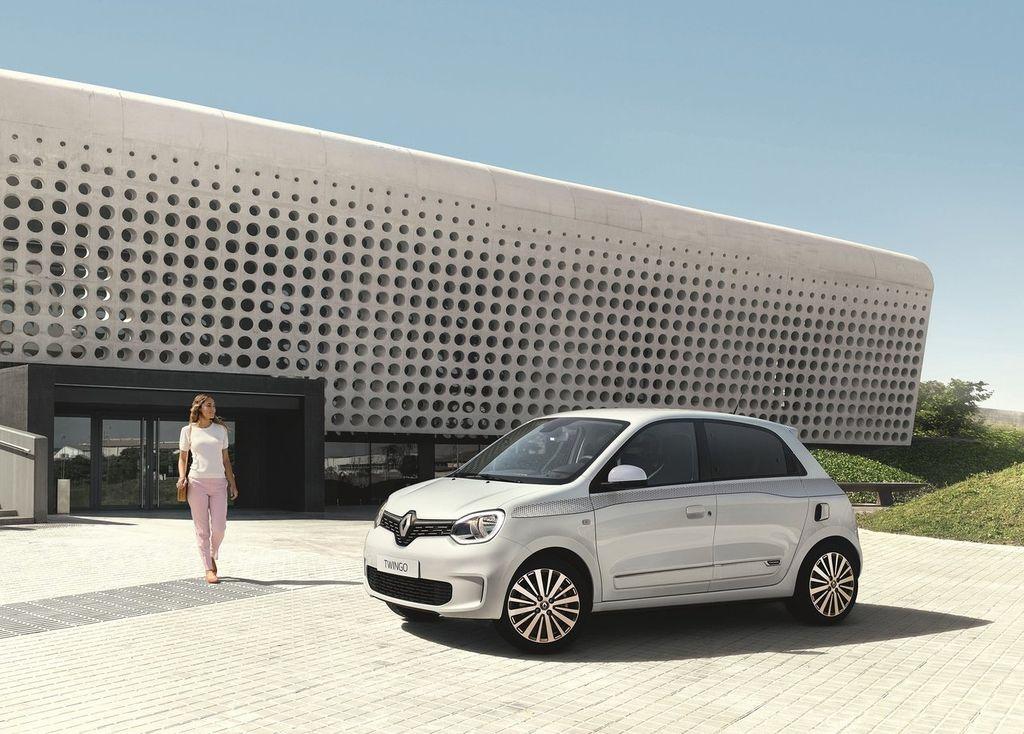 2020 Renault Twingo ZE Electrique