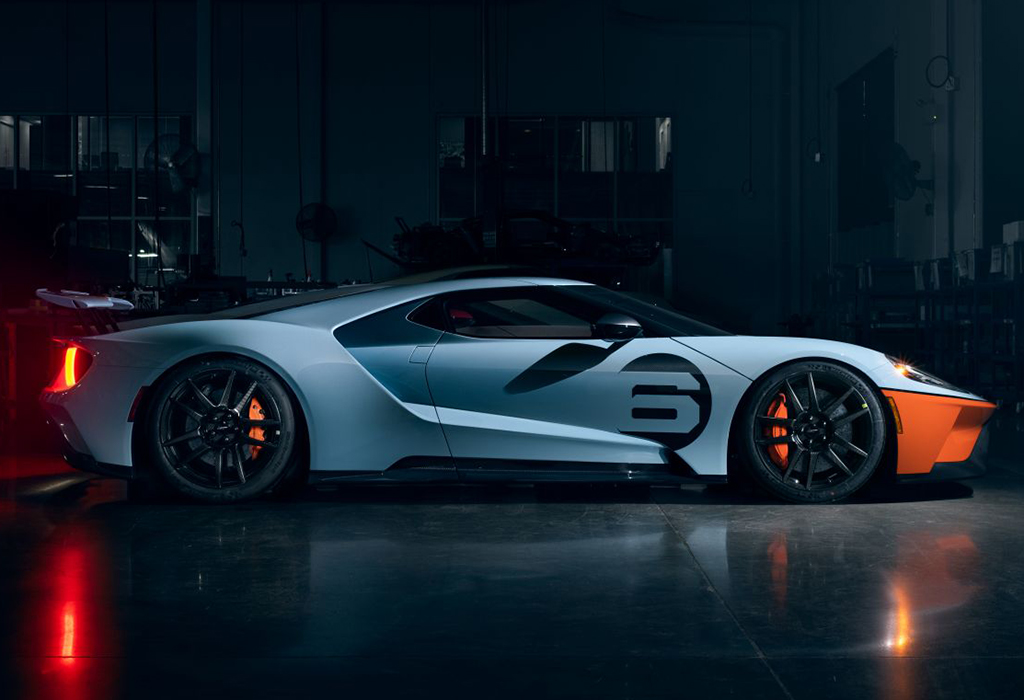 2020 Ford GT Heritage Gulf
