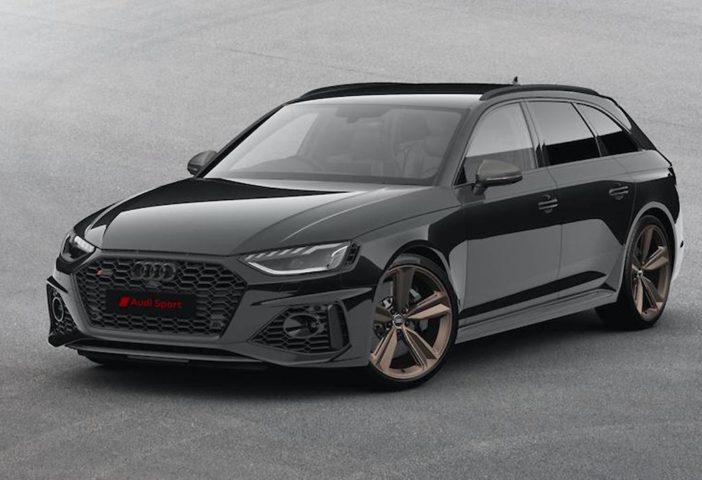 2020 Audi RS4 Avant Bronze Edition
