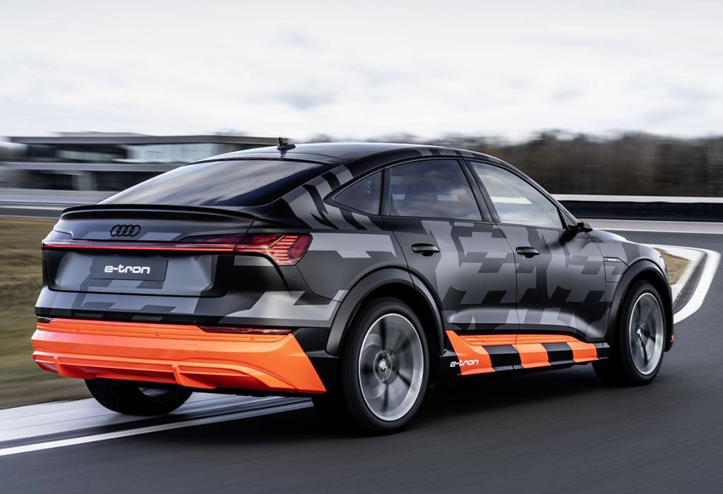 2020 Audi E-Tron Sportback S quattro