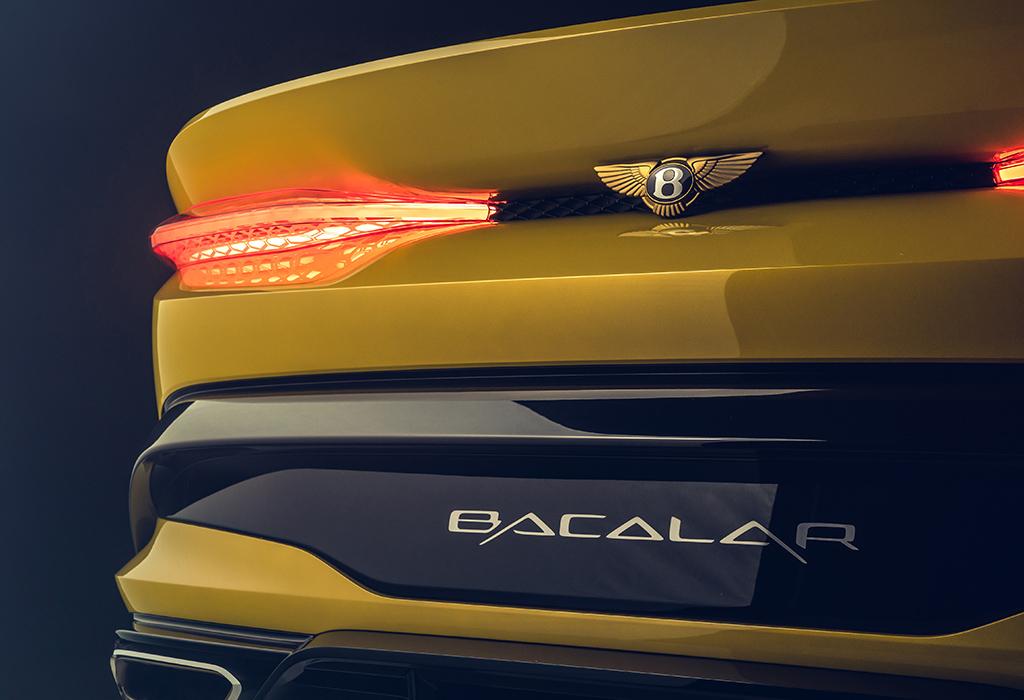 2020 Bentley Balacar Mulliner Coachbuilt