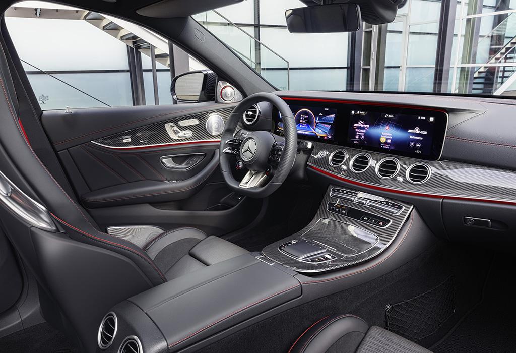 2020 Mercedes-AMG E53 4Matic+