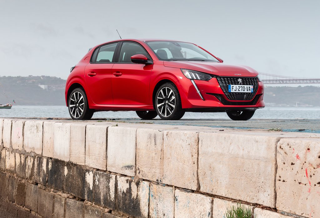 Car of the Year 2020 - Peugeot 208