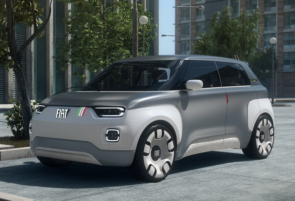 Centoventi wordt elektrische Fiat Panda