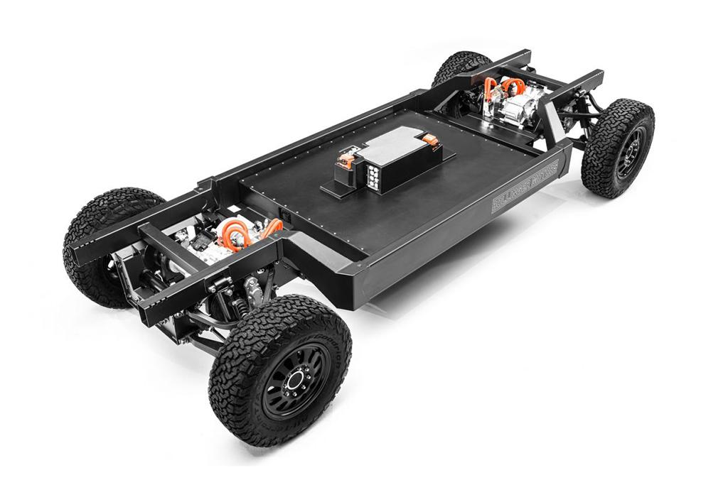 Bollinger E-chassis - B1/B2