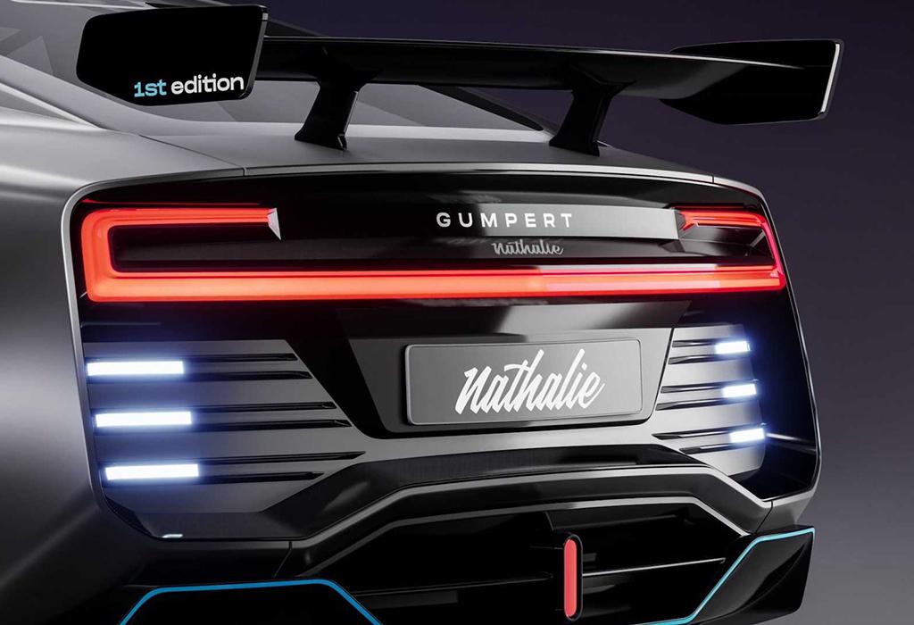 Gumpert Nathalie is moderne Audi Sport Quattro