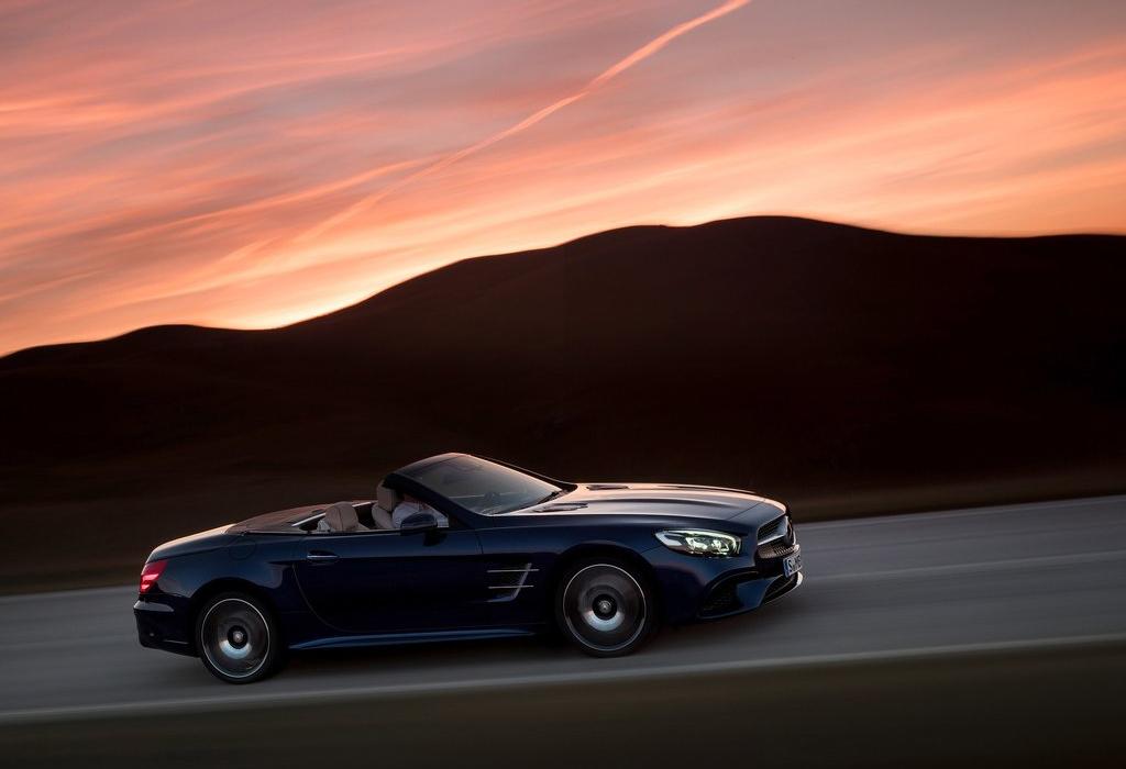 Opvolger Mercedes SL wordt ontwikkeld door AMG