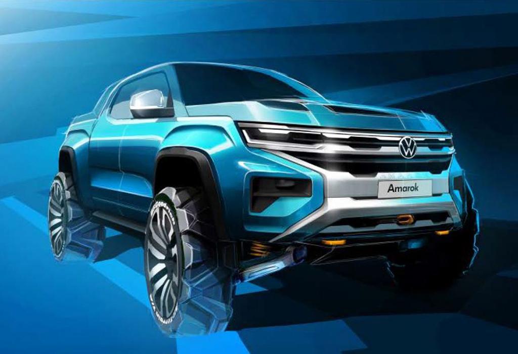 Nieuwe VW Amarok wordt tweelingbroer Ford Ranger