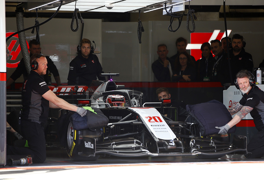F1 2020: zomerstop verplaatst naar april