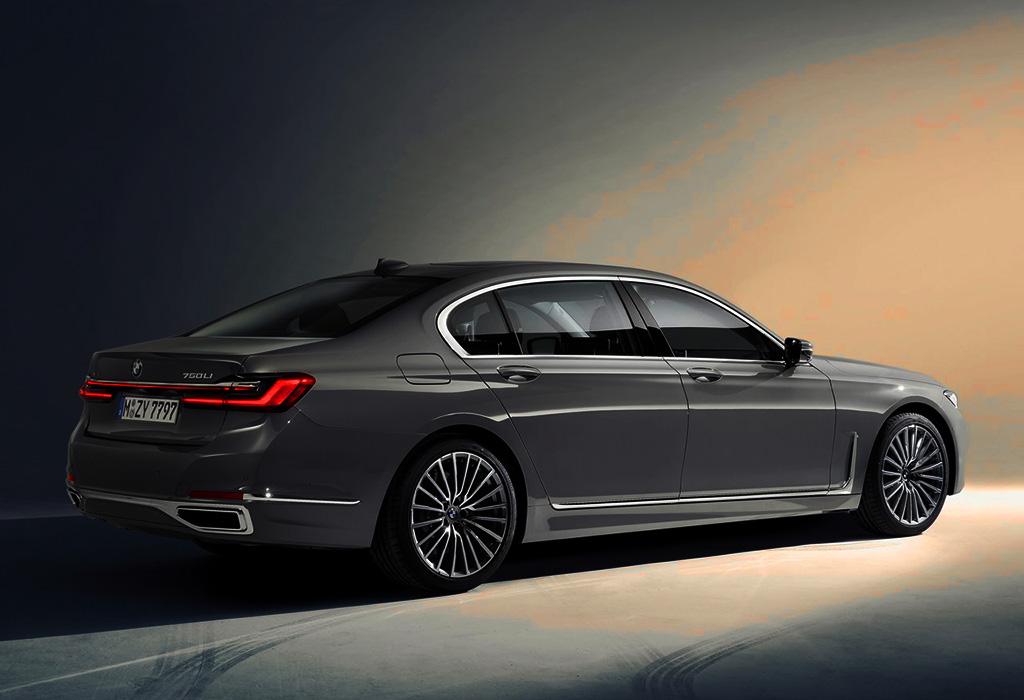 Volgende BMW 7 gaat elektrisch