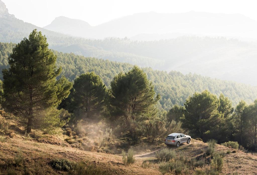 Bentley Bentayga krijgt gezelschap van Mulsanne SUV