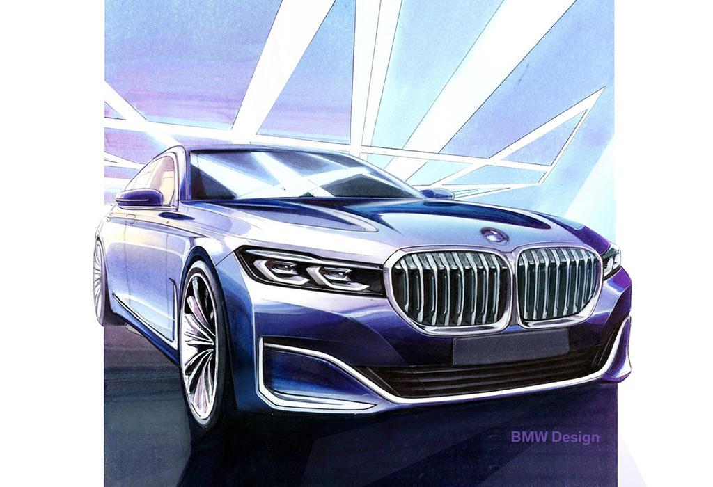 Volgende BMW 7 Reeks gaat elektrisch