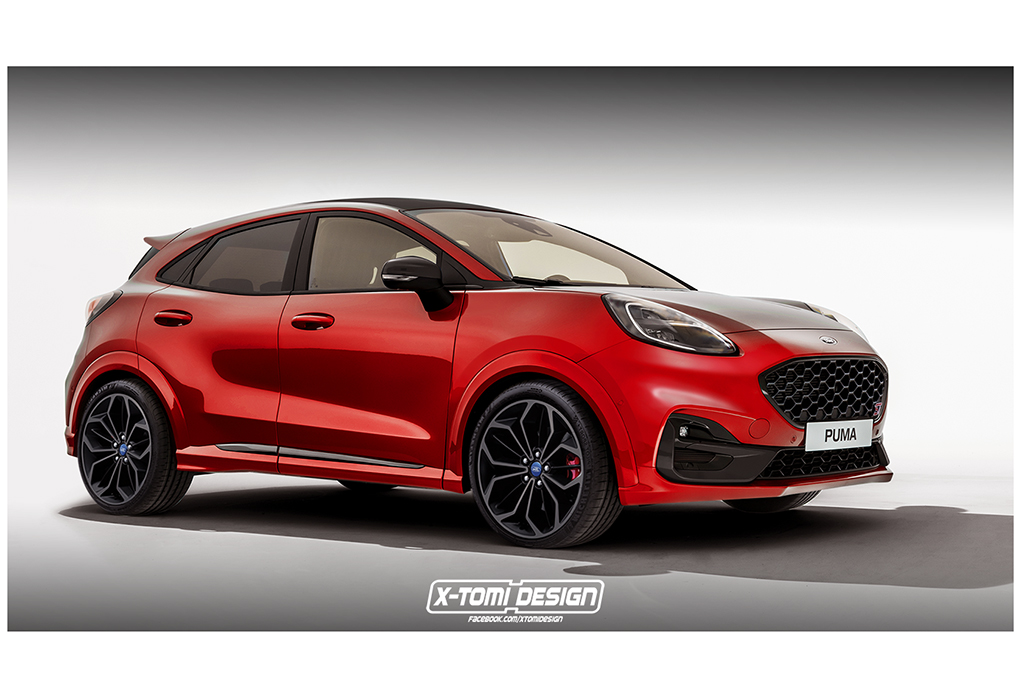 Ford Puma ST by X-Tomi Design