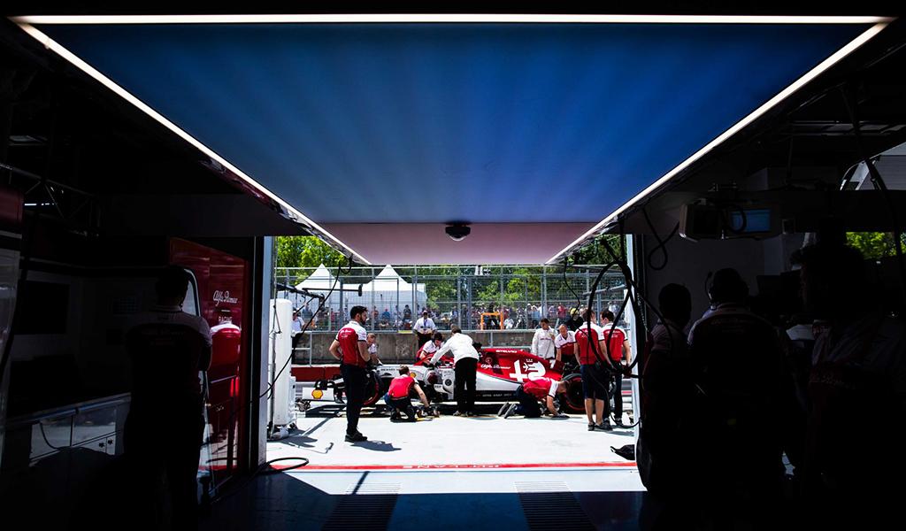 Alfa Romeo Formula One Team