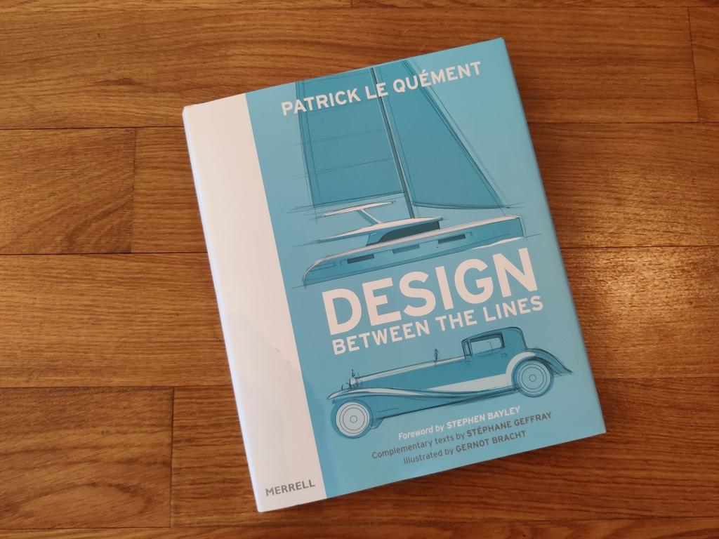 Design Between the Lines - Patrick le Quément