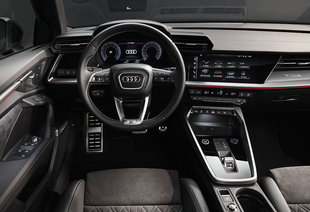 2020 - Audi A3 Berline